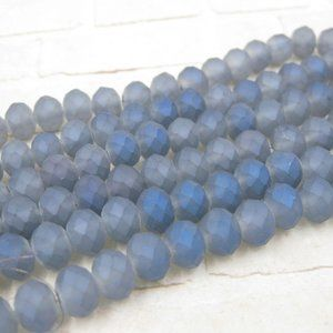 Crystal Beads Full Strand Jewelry Making Supplies